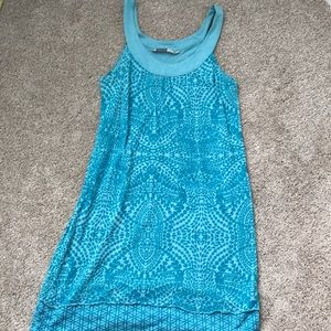 Athleta tank dress sz XS